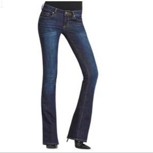 CAbi baby bootcut jeans size 2